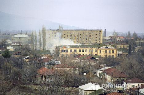 Карабах. Пейзаж