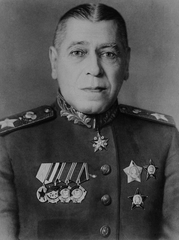 Маршал Советского Союза Борис Шапошников