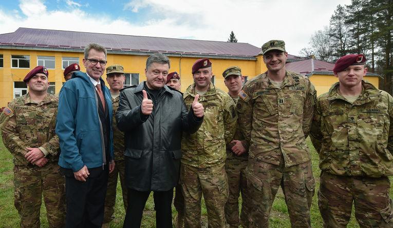 Картинки по запросу американские инструкторы на украине
