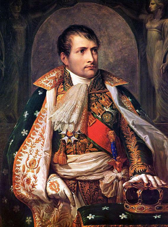 Андреа Аппиани «Портрет Наполеона»