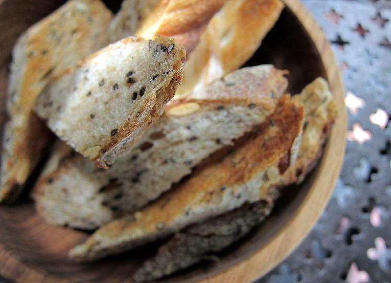 Мультизерновой хлеб