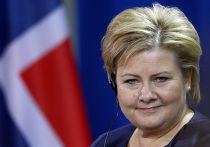 Премьер-министр Норвегии Эрна Солберг