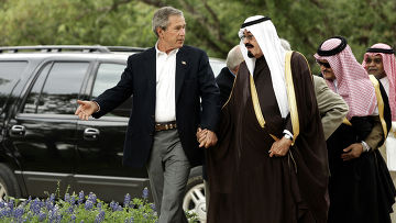 Хватит вести Саудовскую Аравию под руку