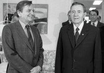 Министр иностранных дел СССР Андрей Громыко и премьер-министр Швеции Улоф Пальме