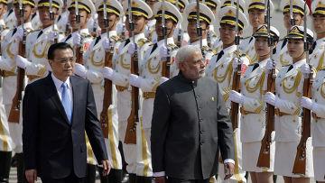 Индия — Китай: от слов к делу