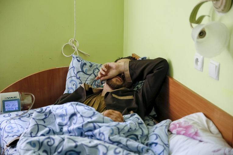 Один из российских спецназовцев, задержанных на Украине