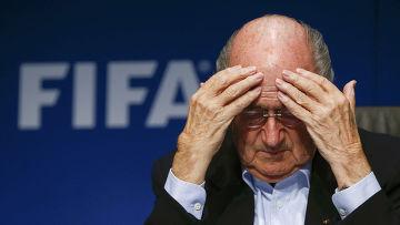Скандал ФИФА: коррупция в «независимом королевстве»