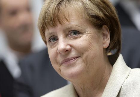 Право проживания для беженцев: Сирийцы восхваляют «сострадательную матушку Меркель»