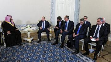 Сближение Москвы и Эр-Рияда — намек для США