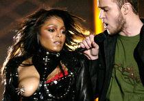 Выступление Джастина Тимберлейка и Джанет Джексон в программе Super Bowl