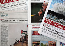 Канадская газета The Globe and Mail