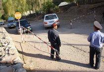 Пост при въезде в Горно-Бадахшанскую автономную область