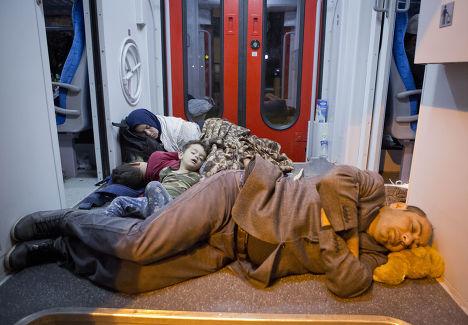 Британский парламент заслушал предложение расселить беженцев с Ближнего Востока в Центральной Азии