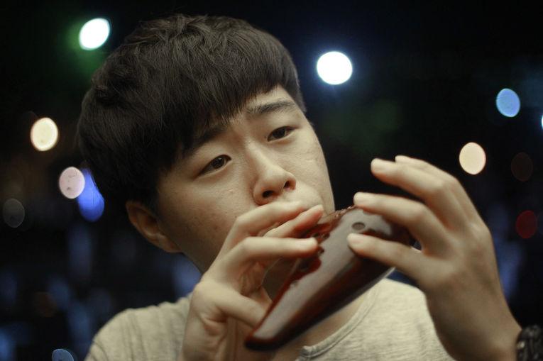 ЛГБТ в Сеуле: Ким Мюн