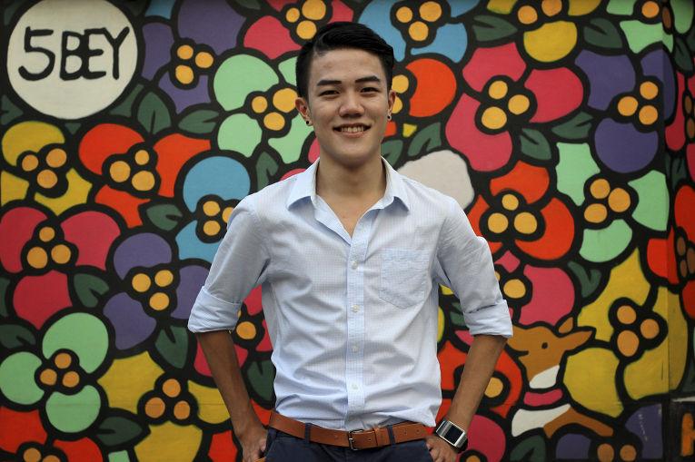 ЛГБТ в Южной Корее: Со Ын Чун