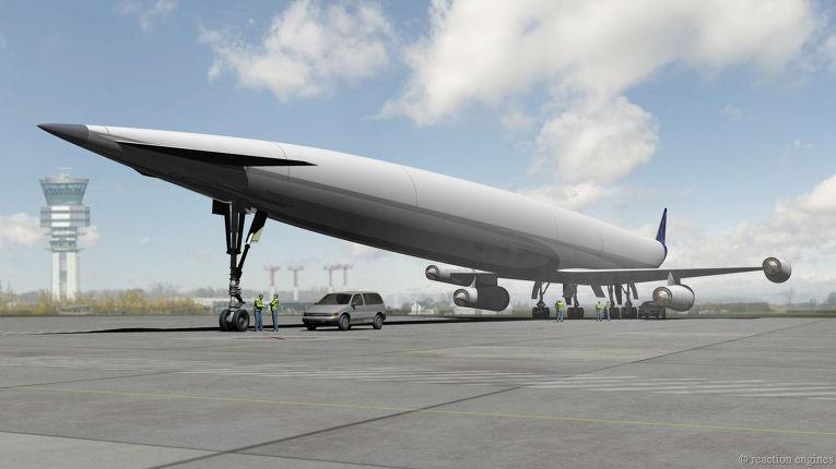 Самолет LAPCAT A2