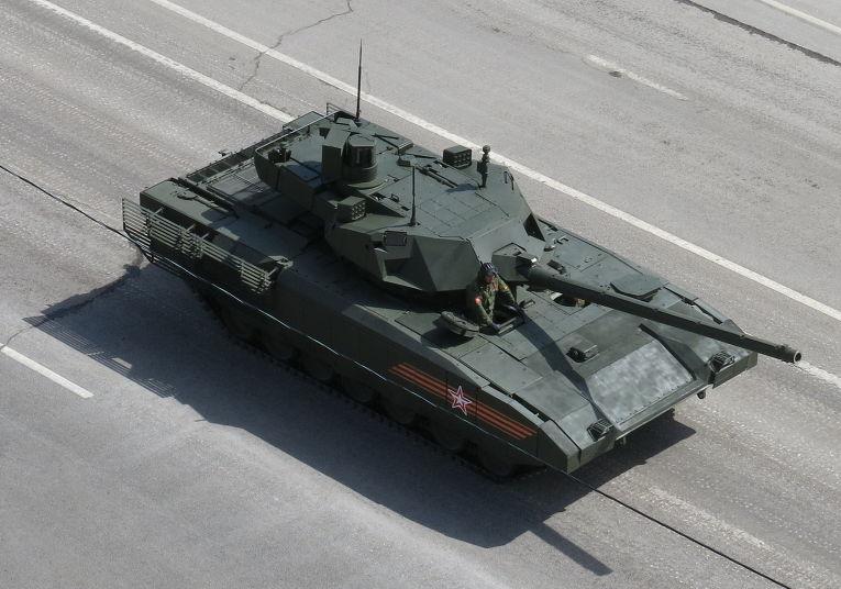 Танк Т-14 «Армата»