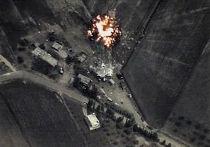 Боевая авиация РФ нанесла точечные удары по позициям ИГ в Сирии