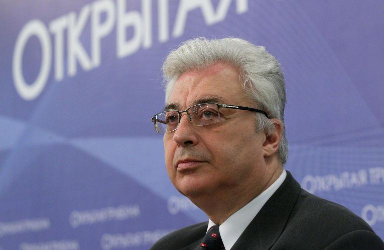 Директор Института истории естествознания и техники РАН Юрий Батурин