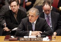 Бывший постоянный представитель США в ООН Залмай Халилзад
