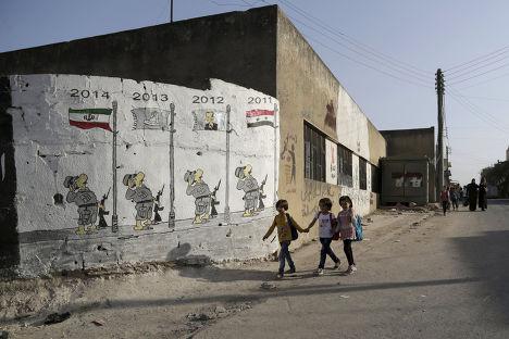 Мнения сирийских повстанцев о России разделились
