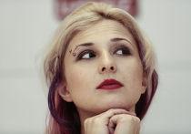 Участница Pussy Riot Мария Алехина