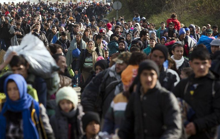 Законно ли введение чс в связи с наплывом беженцев