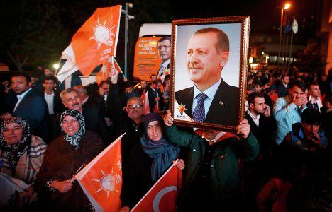 Когда Европа поймет, что Эрдоган, как минимум, не лучше Асада?