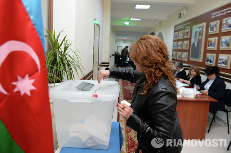 Референдум в Азербайджане пройдет под надзором полиции