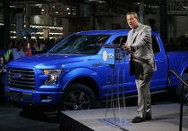 Билл Форд-младший рассказывает о пикапе Ford F-150