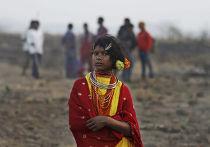 Девушка из народа донгриа