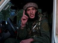 Боевик «Исламского государства» Аль Гариб