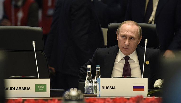 Возвращение: Путин вновь обрел авторитет в мировой политике