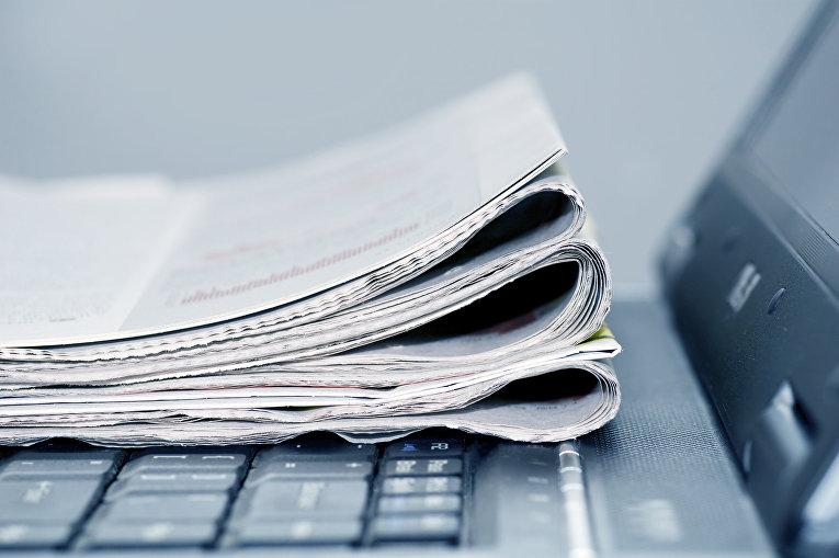 Печатные и электронные СМИ