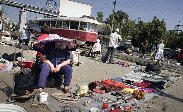 Украина. Аграрный гибрид Маршалла—Моргентау
