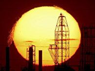 Нефтеперерабатывающий завод в Канзасе