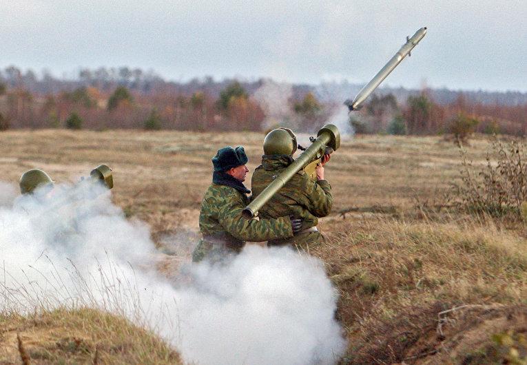 Валецкий О.В., Пономаренко О.Ю. Переносные зенитные ракетные комплексы
