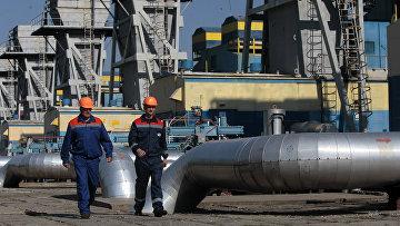 Газопровод в Закарпатье
