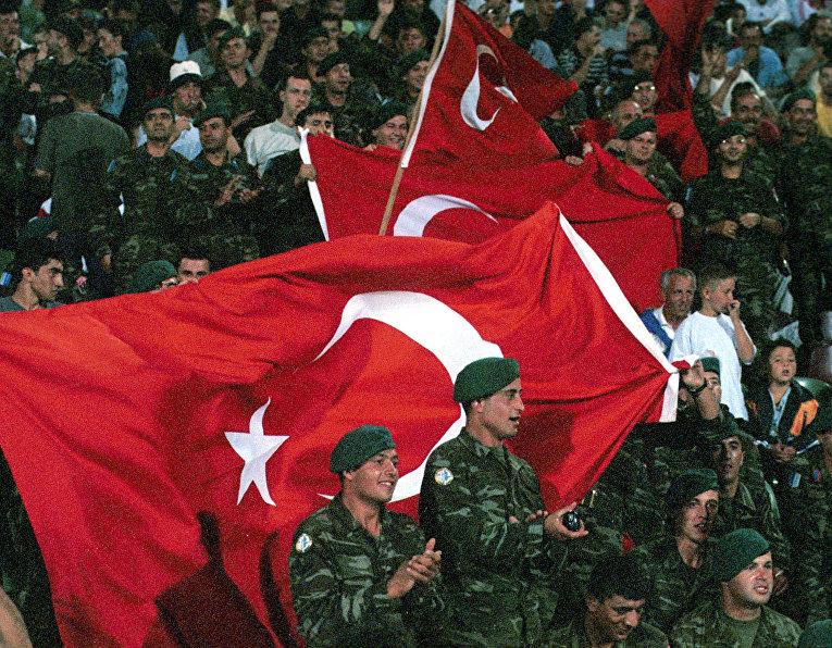 Турецкие миротворцы в Боснии, 2000 год
