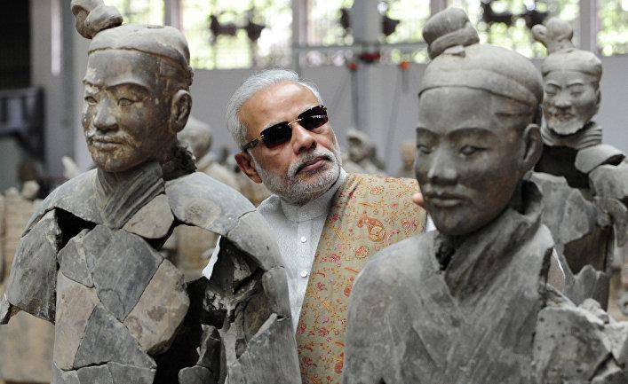 Индия не знает, как противостоять «большой стратегии» Китая