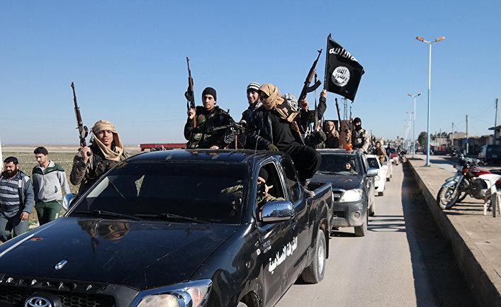 Как ИГИЛ строит свое кровавое царство