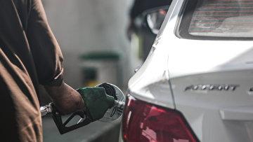 Автозаправка в Джидде, Саудовская Аравия