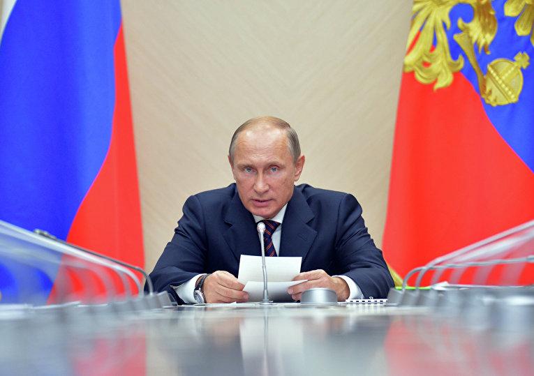 От Чечни до Сирии — царь Путин формирует новый мировой порядок