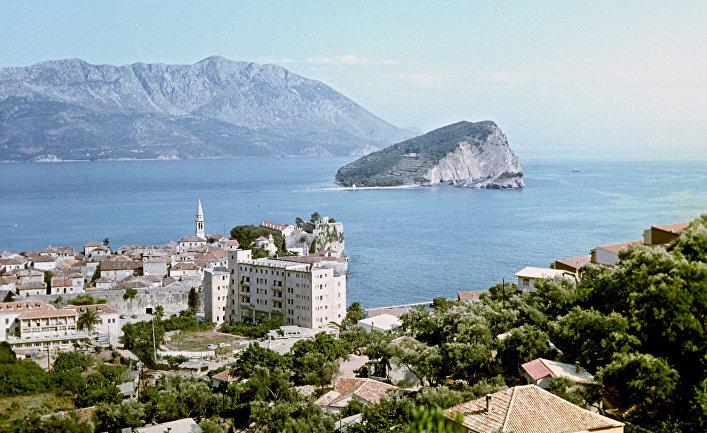 Югославский курорт Будва