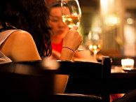 Вечер в баре