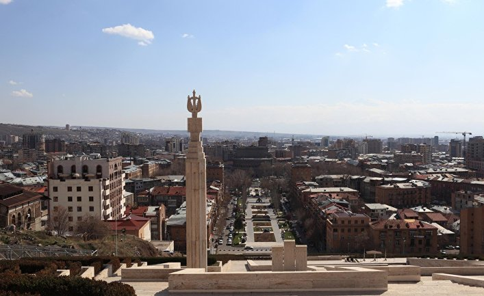 ЦИК Армении объявил заключительные результаты парламентских выборов