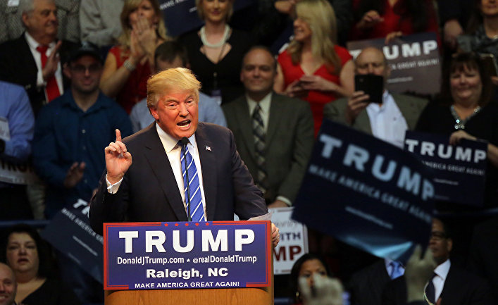 Трамп предложил изолировать въезжающих вШтаты мусульман