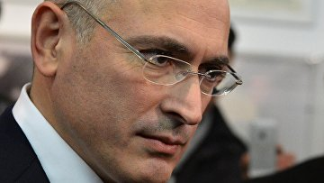 Михаил Ходорковский в Берлине
