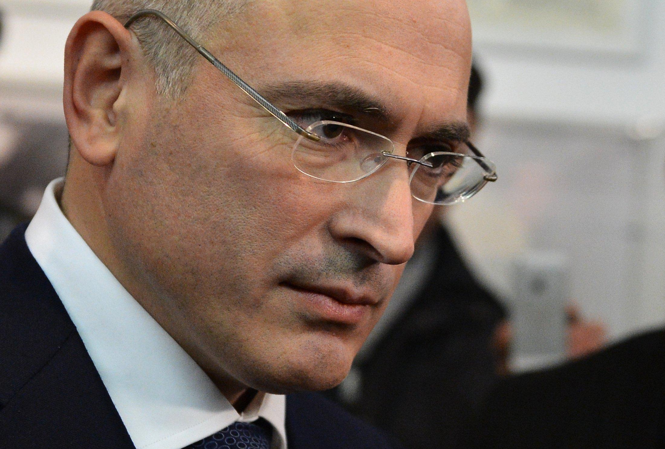 Ходорковский непришлет надопрос вСК своего представителя