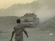 Иракские военные готовятся атаковать позиции Исламского государства рядом с городом Эль-Фаллуджа
